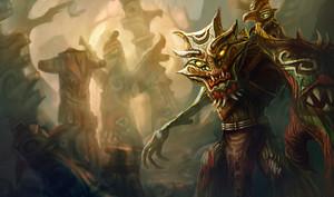 League Of Legends - Maokai