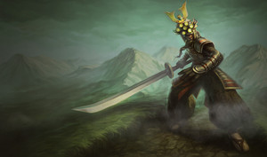 League Of Legends - Master Yi