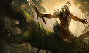 League Of Legends - Master Yi