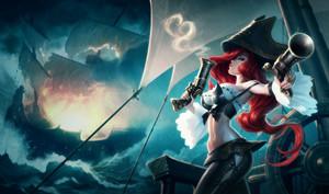 League Of Legends - Miss Fortune