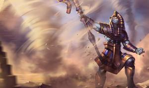 League Of Legends - Nasus