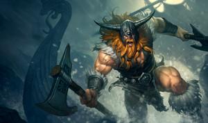 League Of Legends - Olaf