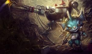 League Of Legends - Rumble