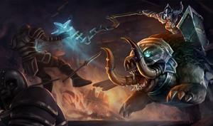 League Of Legends - Sejuani