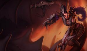 League Of Legends - Shyvana