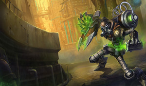League Of Legends - Singed