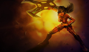 League Of Legends - Sivir