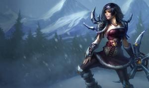League Of Legends - Sivir