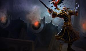 League Of Legends - Swain