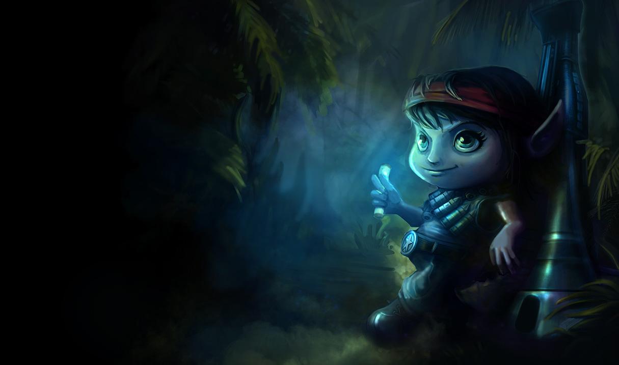 League Of Legends Images League Of Legends Tristana Hd Wallpaper