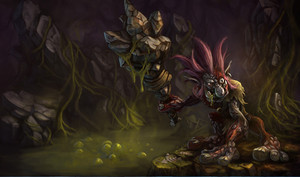 League Of Legends - Trundle