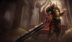 League Of Legends - Tryndamere