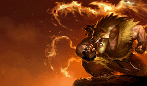League Of Legends - Udyr