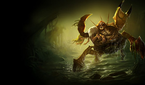 League Of Legends - Urgot