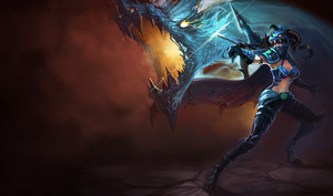 League Of Legends - Vayne