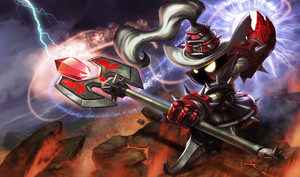 League Of Legends - Veigar