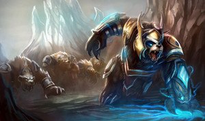 League Of Legends - Volibear