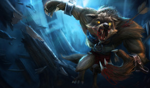 League Of Legends - Warwick