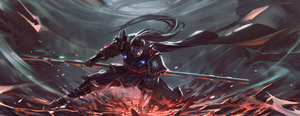 League Of Legends - Xin Zhao