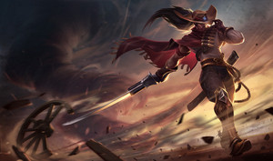 League Of Legends - Yasuo