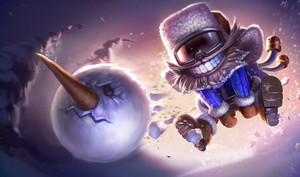 League Of Legends - Ziggs