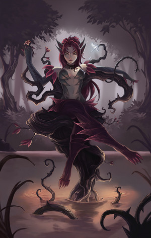 League Of Legends - Zyra