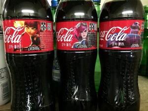 League of Legends coca cola