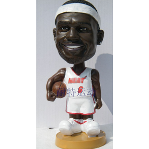 Lebron James doll
