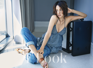 Lee Hyori for First Look's Volume 73