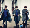 Lee Jong Suk for 'InStyle' September Issue