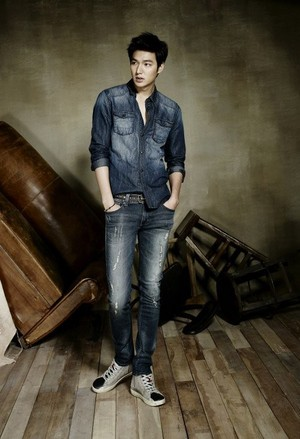 Lee Min for 'Guess'