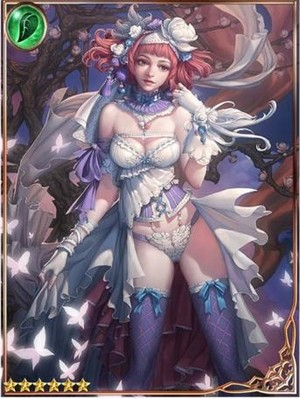 Legend of the Cryptids Nathalia