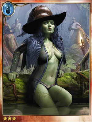 Legend of the Cryptids Witch of the East
