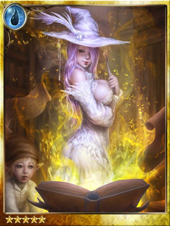 Fantasy Hintergrund possibly with a feuer titled Legend of the Cryptids Witch of the North