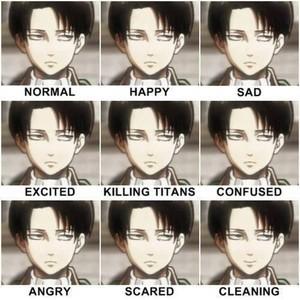 Levi expressions