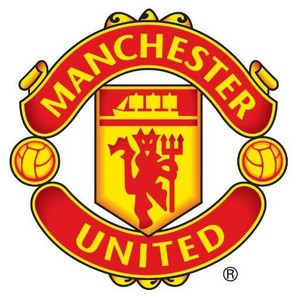 Logo of man united wallpaper