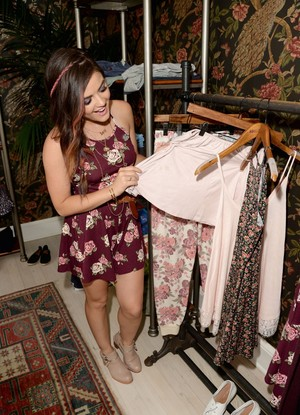 Lucy @ the Hollister House in Santa Monica - August 3rd