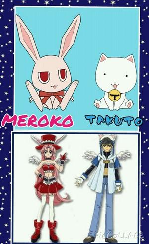 MEROKO AND TAKUTO