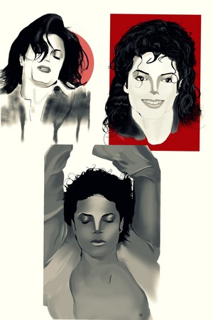MJ Sketches