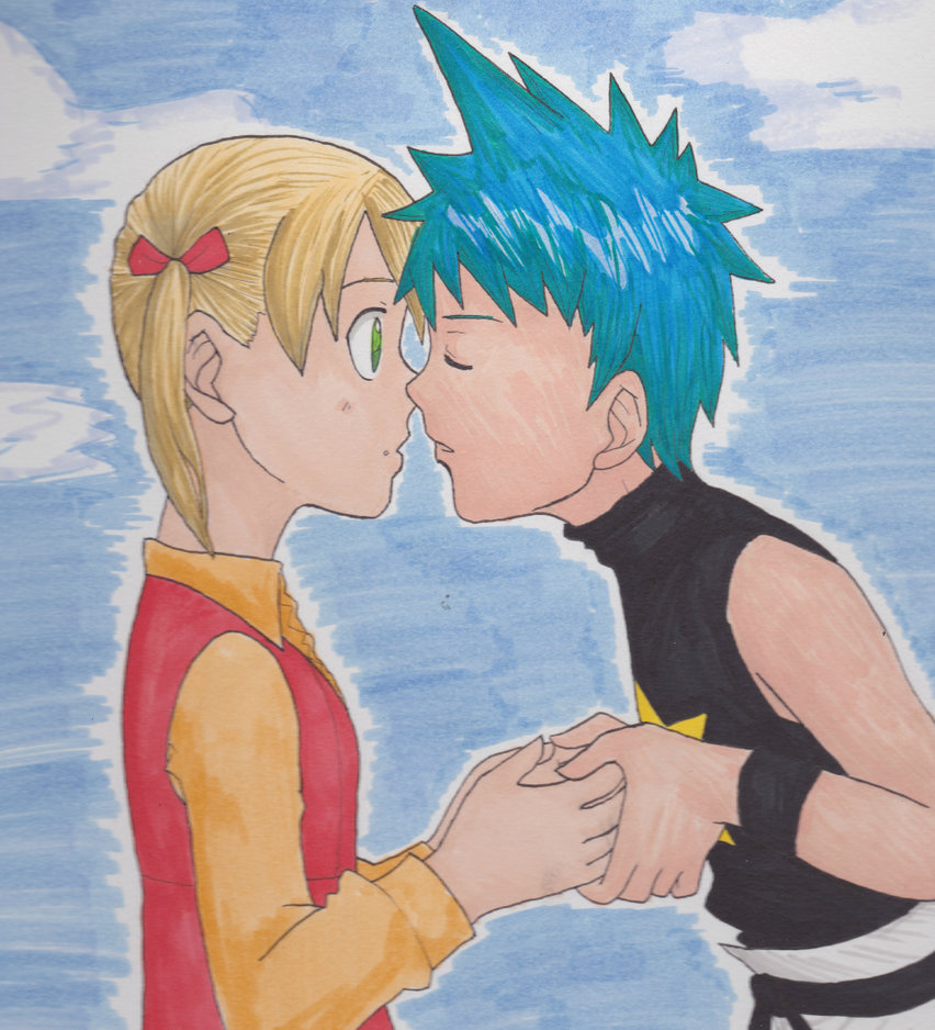 maka and blackstar love - photo #30