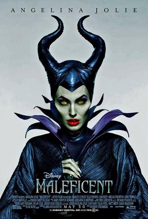 Maleficent Fanart Poster