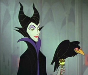 Maleficent sees a Mason lover.