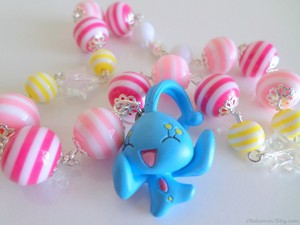 Manaphy Magnetic Cat halsband, kragen
