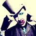 Marilyn Manson - marilyn-manson icon
