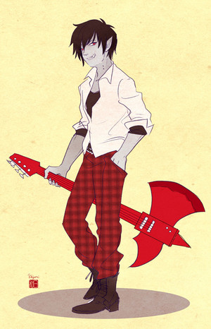 Marshall Lee school uniform