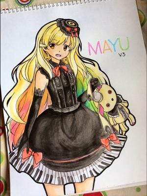 Mayu watercolors