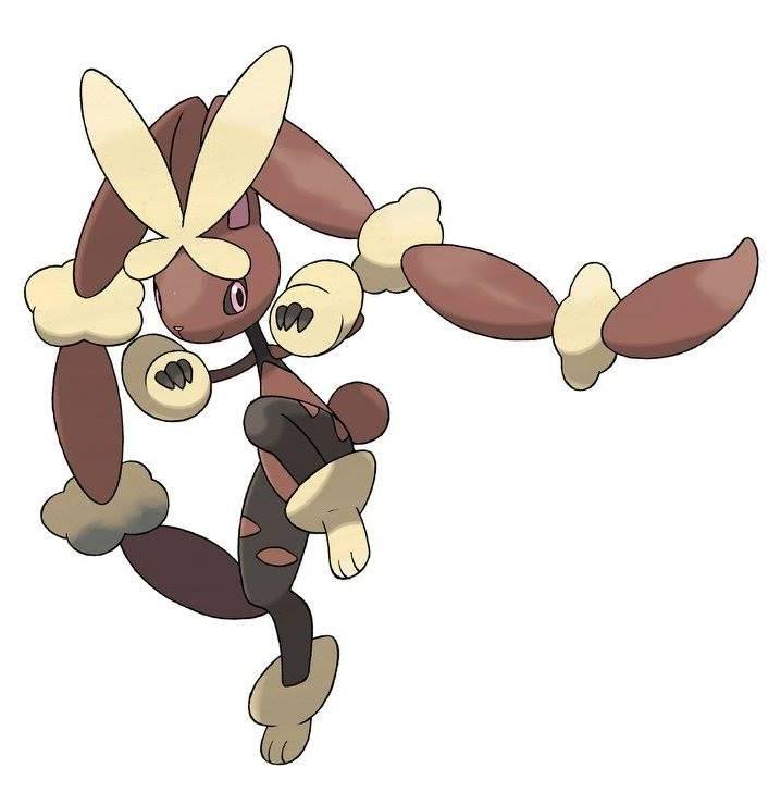 Pokemon fanfiction lopunny x human