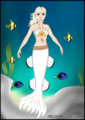 Mermaid Lilly - alpha-and-omega photo