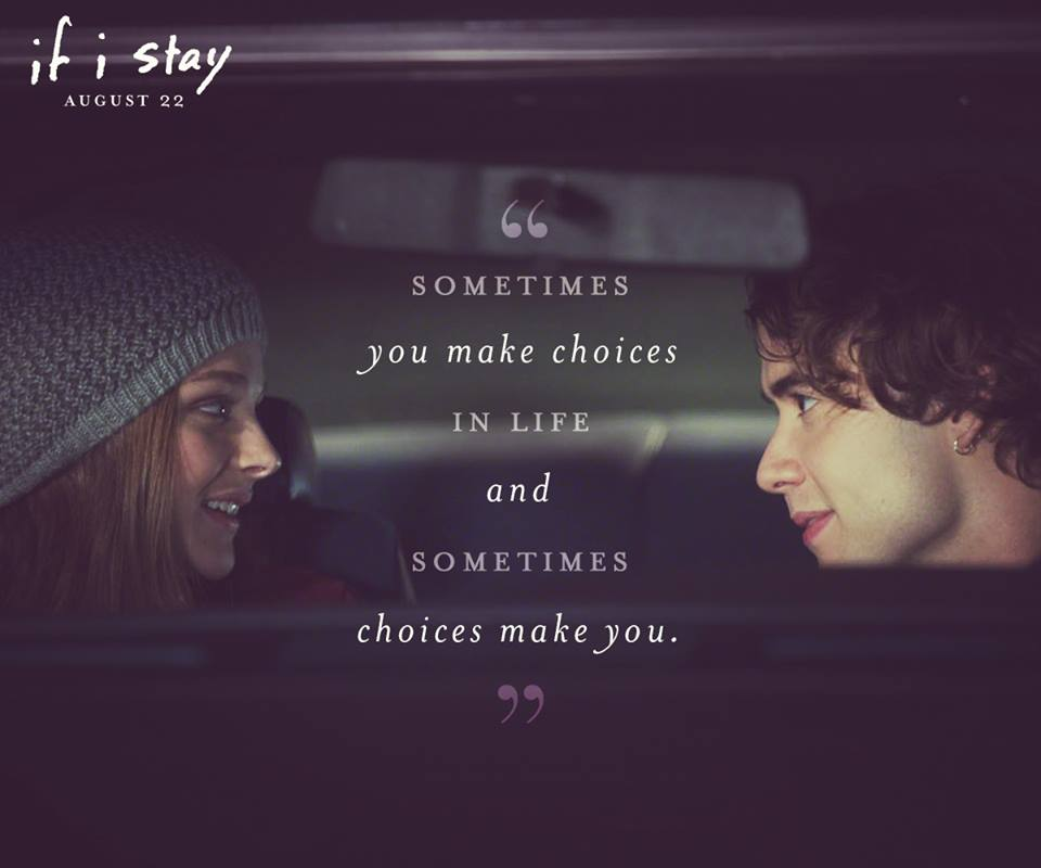 if i stay movie quotes - photo #9