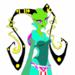 Miccu kikyo minniu  - invader-zim-fancharacters icon